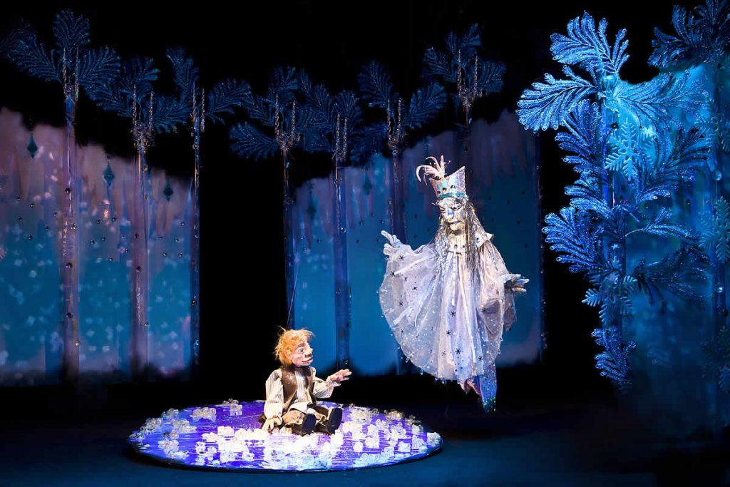 Snow Queen with Gerda
