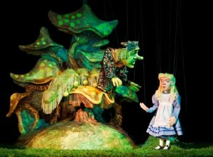 Alice in Wonderland Alice with the Caterpillar