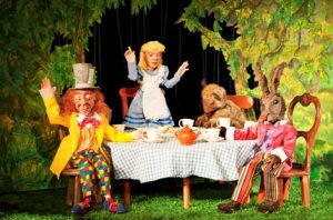 Alice in Wonderland The Mad Hatter's Tea Party