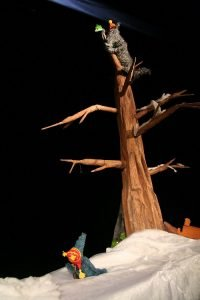 Big Wolf Little Wolf by Puppet Theatre Etc