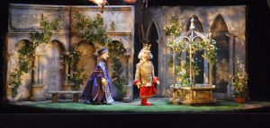 Sleeping Beauty Puppet Theatre