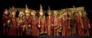 Sleeping Beauty Chorus Puppet Theatre