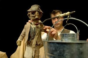 The Man Who Planted Trees Puppet Theatre