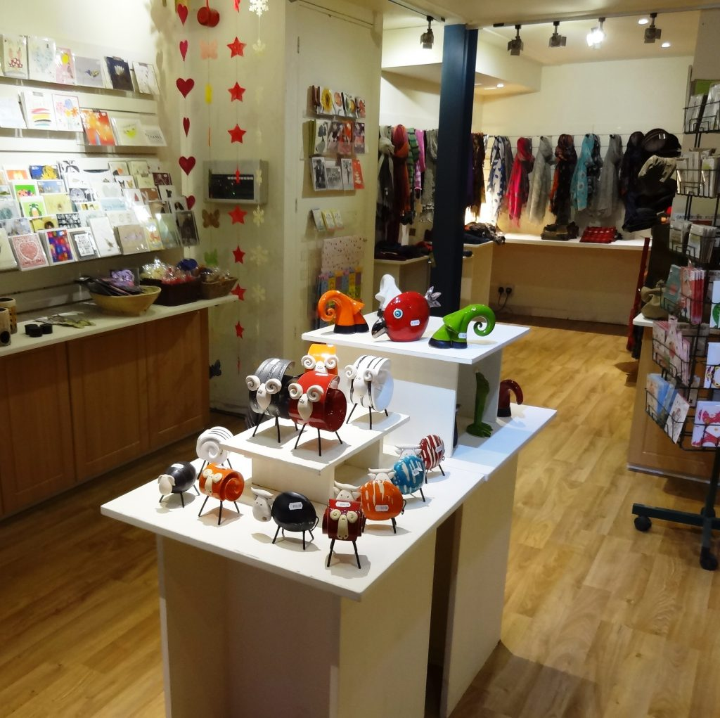 Upfront Gift Shop