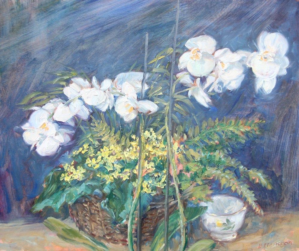 Peter Flanagan - Orchids