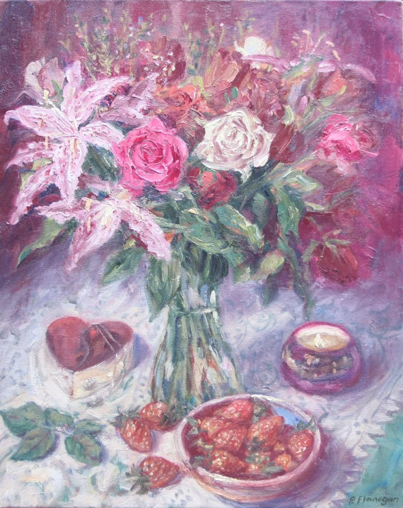 Peter Flanagan - Valentine's Day Roses