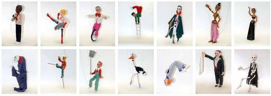stan-parker-puppets-collection